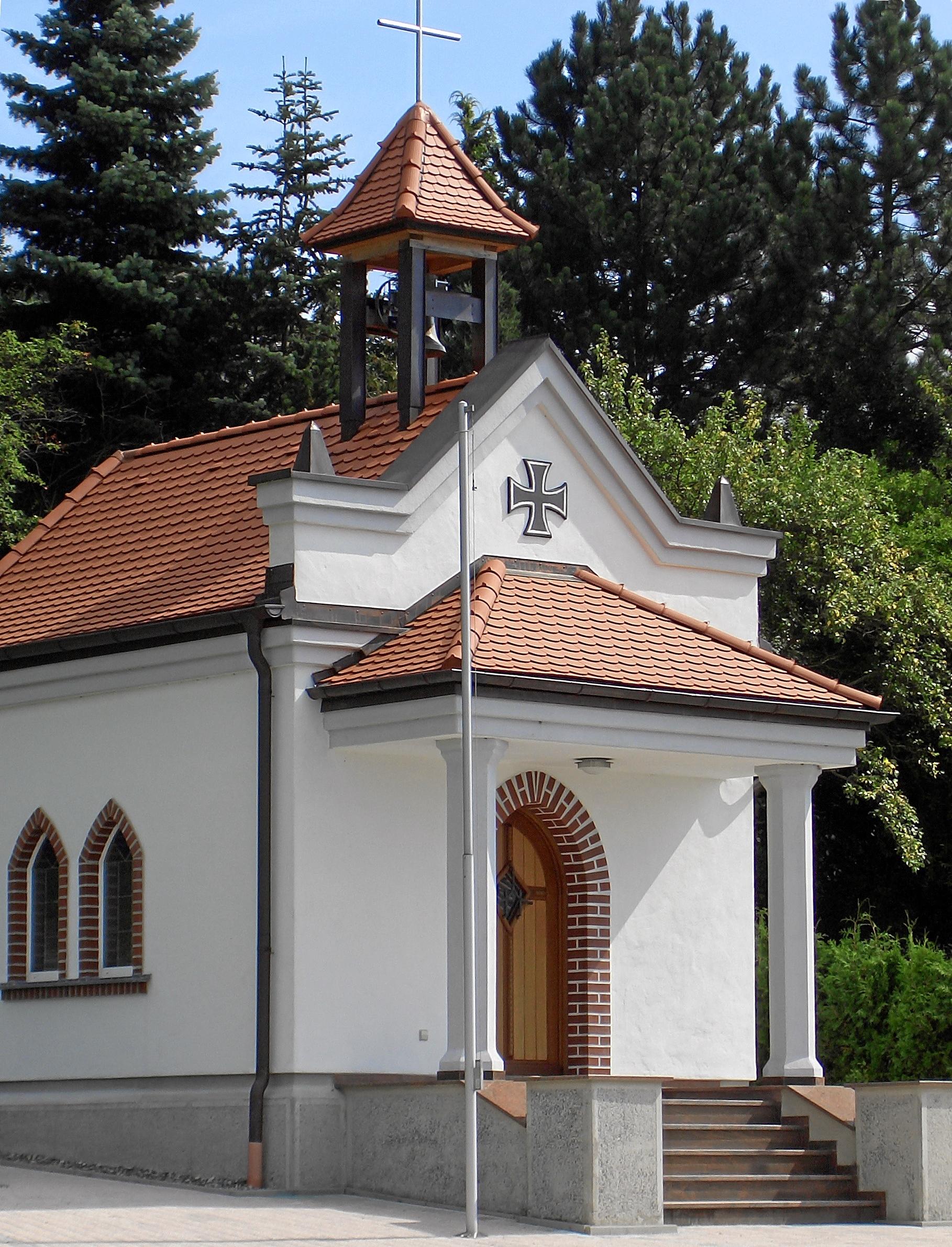 Kapelle in Zaubach